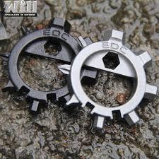 <b>Multi function</b> stainless steel <b>EDC</b> toos 12 function <b>screwdriver</b> key ...