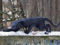 10 лучших изображений доски «pepakura black panther ...