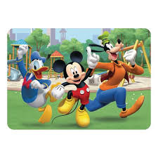 "<b>Mickey</b> ""Happy <b>Trio</b>"" Placemat | Walmart Canada"