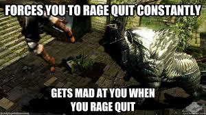 Scumbag Dark Souls memes | quickmeme via Relatably.com
