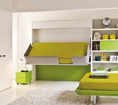 green space saving bunk bed opened for kids room bedroom photo 4 space saver