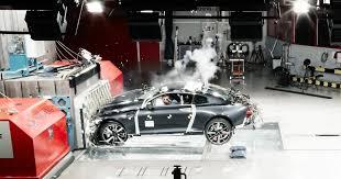 Polestar crumples its <b>carbon</b>-<b>fiber car</b> body in first ever crash tests
