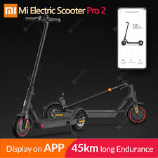 <b>2020 Original Xiaomi</b> Mijia Pro 2 Smart Electric Scooter Foldable <b>Mi</b> ...