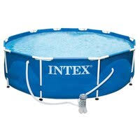 Купить Бассейн <b>Intex Metal Frame</b> 28202/56999 в Минске с ...