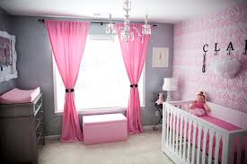 baby nursery girl nursery ideas pink unique pattern glamorous wallpaper square vintage leather chairs modern baby nursery girl nursery ideas modern