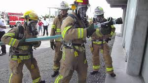 experiencing what it s really like to be a firefighter