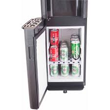 Cool Drink Fridge Glacial Taller Black Top Load Water Dispenser Water Cooler With