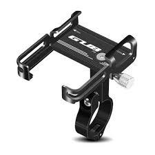 <b>LEEHUR</b> Aluminum Alloy <b>Bicycle</b> Adjustable <b>Phone</b> Stand Holder Fit ...