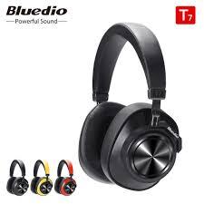 <b>Bluedio T7 Wireless</b> Bluetooth 5.0 <b>Headphones</b> ANC <b>Headset</b> HIFI ...