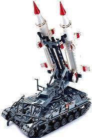 <b>Конструктор XingBao Ракетная установка</b> SA-4 GANEF (1469 ...