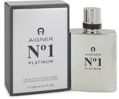 Aigner <b>No. 1 Platinum</b> Cologne by <b>Etienne Aigner</b> | FragranceX.com