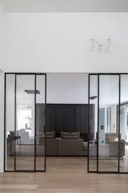 full glass mullion meeting room google capital office interiors opening hours