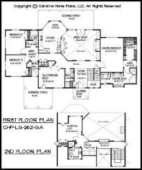 Large Open Floor House Plan CHP LG   GA Sq Ft   Large Open    LG  Floor Plans