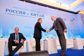 Russia and China – No Negative Competition Should be in ... - RIAC
