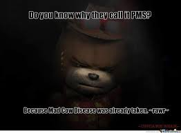 Mad Cow Disease by uncarebear - Meme Center via Relatably.com