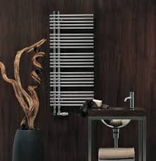 Decorative radiators for bathrooms