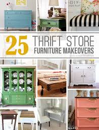 home decor makeovers thrift store
