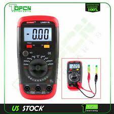 <b>Digital Capacitance Meter</b> for sale | eBay