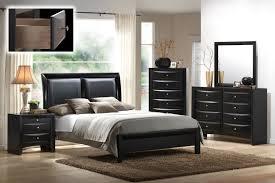 emily bedroom set light oak:  images about bedroom sets on pinterest leather headboard ash and hardware