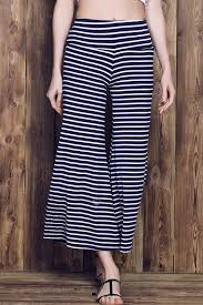 Dropshipping for <b>Stripe Wide Leg Yoga</b> Pants to sell online at ...