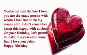 Happy birthday my love quotes for him (4) | Hd Wallpapers via Relatably.com