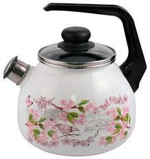 <b>Appetite Чайник</b> со свистком 4с209я <b>3 л</b> — купить по выгодной ...