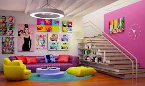 pop art design decor
