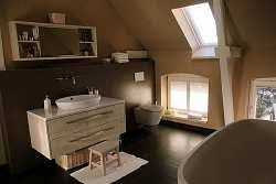 skylights open up a bathroom and provide natural light where windows might compromise privacy in your bathroom lighting ideas tips raftertales