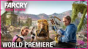 <b>Far Cry New</b> Dawn: Official World Premiere Gameplay Trailer ...