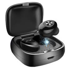 ousu handsfree sport earphone wireless earphones bluetooth 5 0 auriculares hifi bass earpiece tws earbuds noise canceling