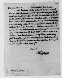 thomas jefferson to martha jefferson randolph 6 1792 thomas jefferson to martha jefferson randolph 6 1792 library of congress