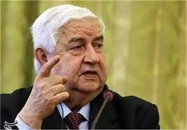 Image result for ولید المعلم: هرگز از ایران و حزبالله دست نخواهیم کشید