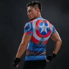 Buy captain <b>marvel t shirt</b> and get free shipping on AliExpress ...