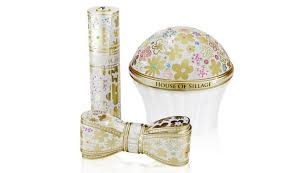 <b>House of Sillage's Whispers</b> of Truth Perfume comes in a Swarovski ...