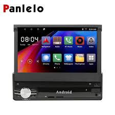 "<b>Panlelo Android 8.1</b> Single Din Car Stereo 2G RAM 16G ROM 7"" HD ..."