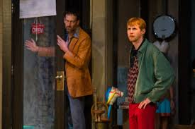 """Forceful Mamet patois bolstered in Deaf West Theatre """"American ... via Relatably.com"""