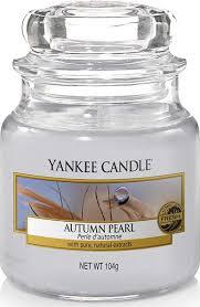 <b>Свеча ароматическая</b> Yankee Candle Осенняя жемчужина ...