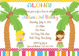 hawaiian christmas invitation templates com luau invitation templates