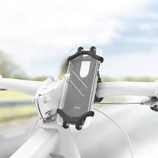 00183250 Hama <b>Universal Smartphone Bike Holder</b> for Devices 6-8 ...