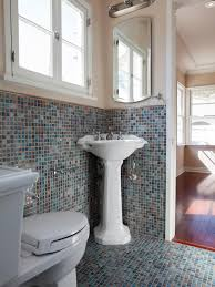 tile entire bathroom gray modern remodel