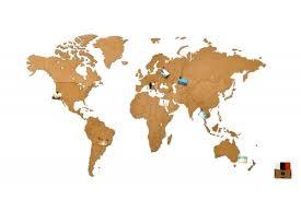 <b>Деревянная карта мира</b> «<b>World</b> Map Wall Decoration Small»