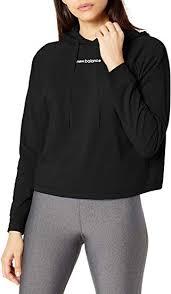 New Balance Men's Relentless Crop Hoodie: Clothing - Amazon.com