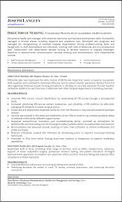 doc sample resume of a nurse com staff nurse resume example