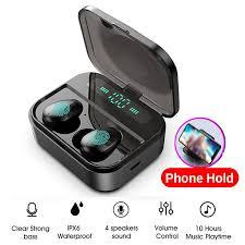 Original <b>X7</b> TWS <b>Bluetooth</b> 5.0 Bass <b>Earphones Wireless Headset</b> ...
