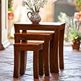 <b>Nesting Tables</b> : Buy <b>Nesting Tables</b> Online at Low Prices in India ...