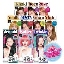 mise en scene Hello Bubble Dye Hair Coloring 13 <b>Colors</b>, <b>2019</b> ...