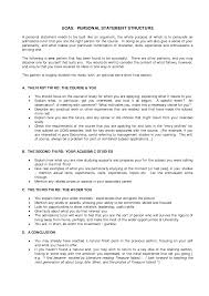 personal statement layout example of the personal statement structure gpz org middot essays help
