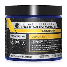 Energize – Pre-Workout Formula - Beachbody Performance ...