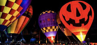 A Spooktacular Trick-or-Treat and Hot Air <b>Balloon</b> Glow Tickets, Fri ...