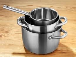 <b>Stainless Steel</b> Cookware Cleaning and Use : Food Network | Help ...